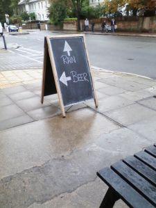 rain beer